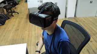 Virtual Reality workplace
