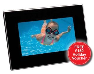 Linx digi frames offering £150 travel vouchers and more as Xmas incentives this year