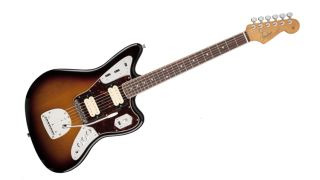 The NOS Cobain Jaguar is resolutely un-scuffed