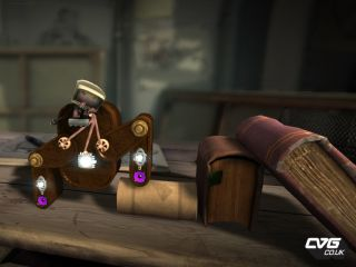 LittleBigPlanet - designed for designers