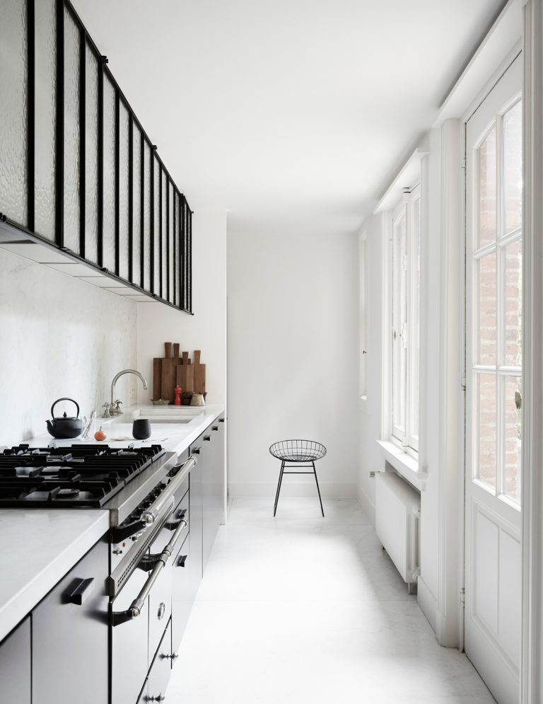 Stylish Galley Kitchen Ideas Make The Most Of Your Small Kitchen Livingetc