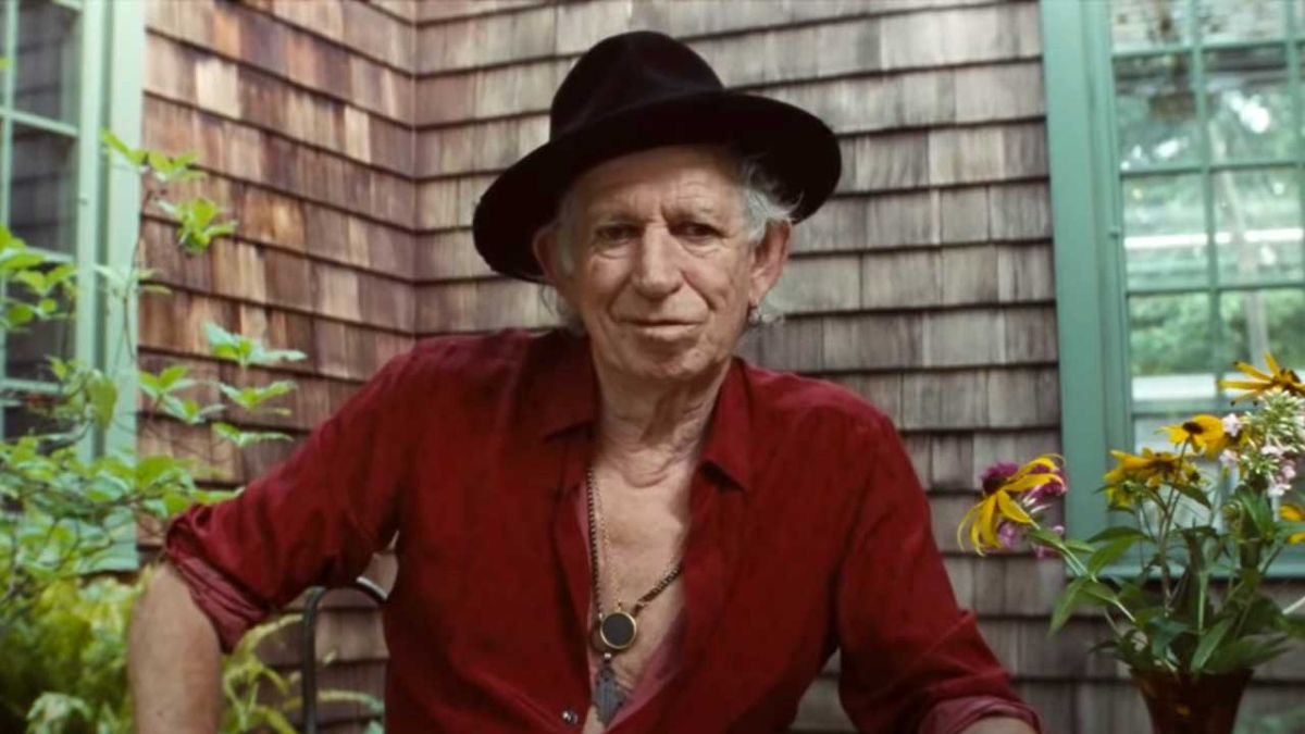 Keith Richards releases video for 1992 classic Hate It When You Leave