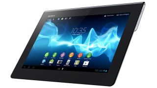 The Sony Xperia Tablet S – designed to fit your life