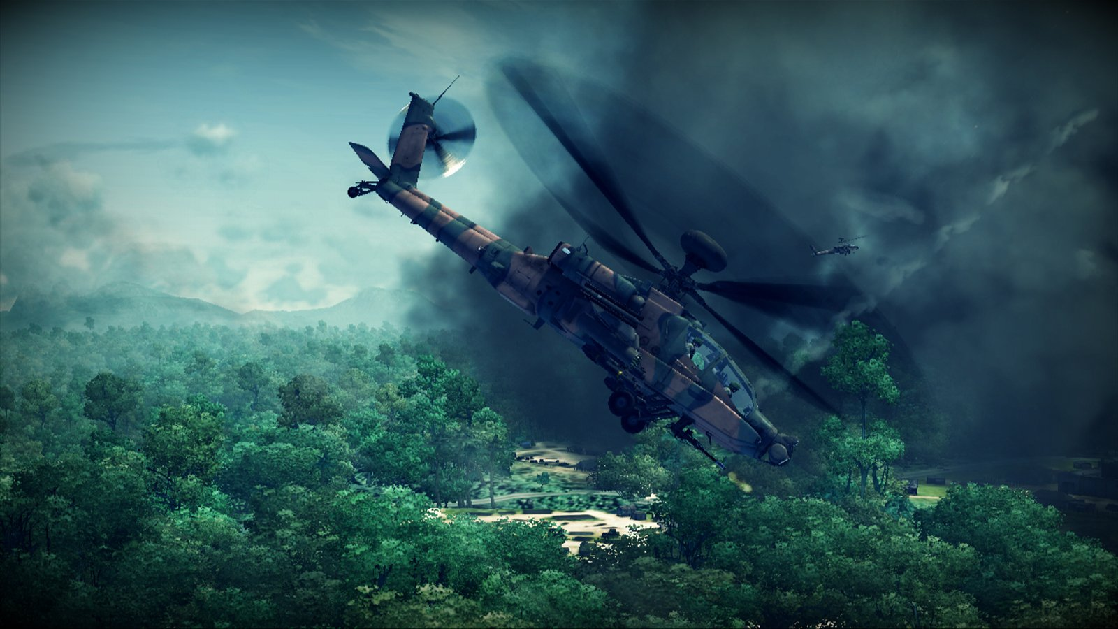 Apache Air Assault Coming To PS3 And Xbox 360 This Fall #13846