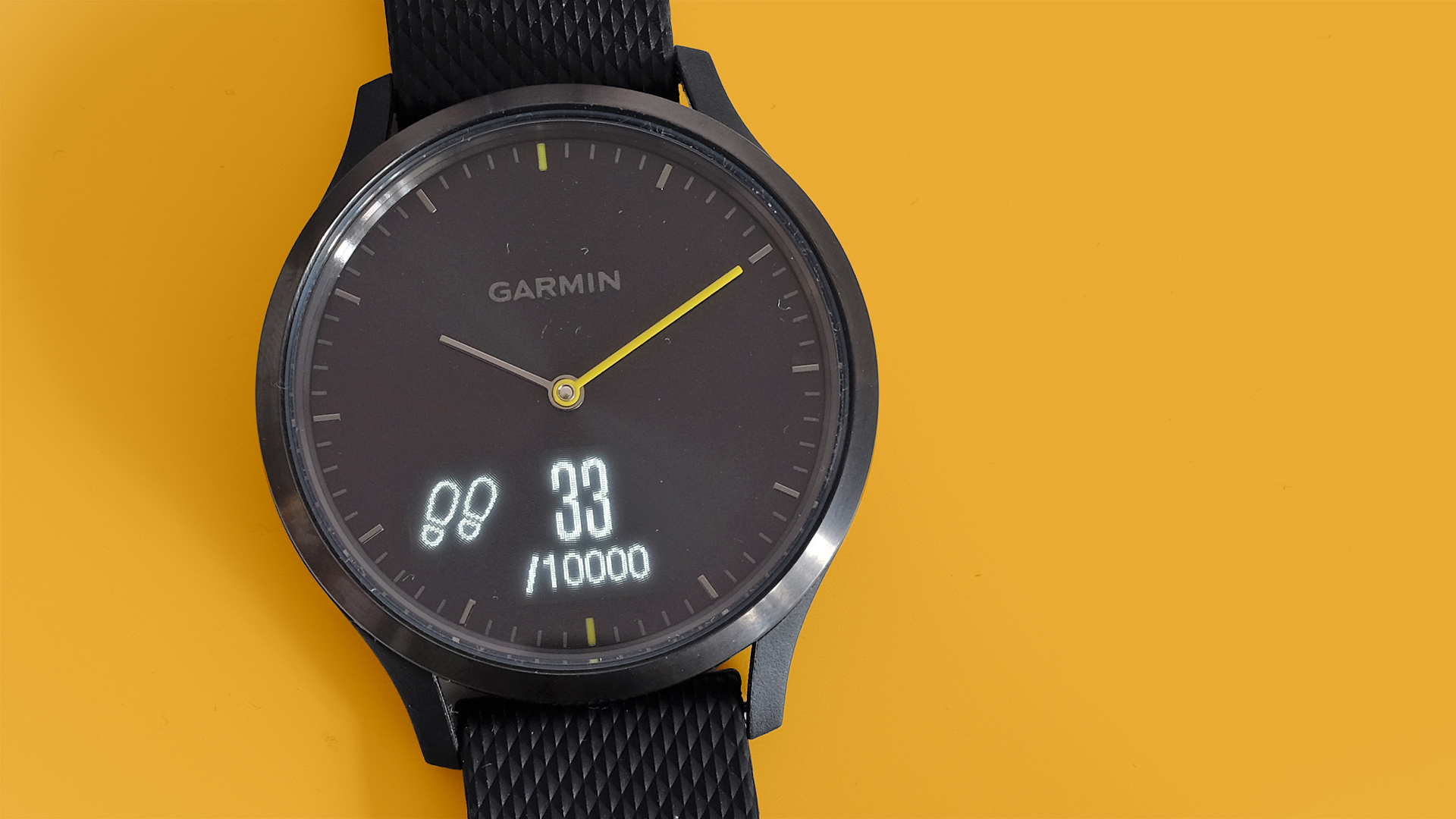 The Garmin Vivomove HR has solid gym tracking features, despite being a hybrid.