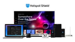 Black Friday Hotspot Shield VPN deal
