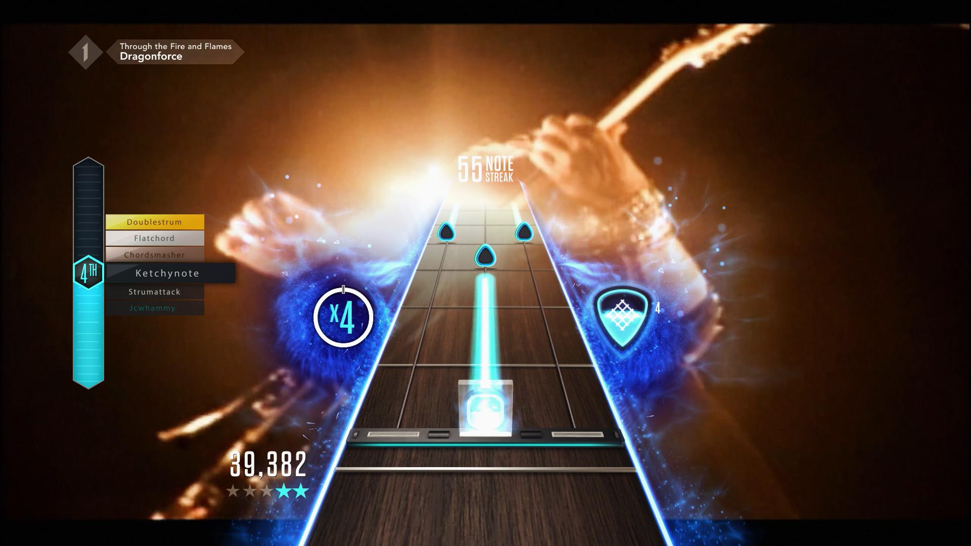 One Of The Hardest Songs In Guitar Hero History Is Back Gamesradar