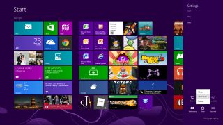 Windows 8 gesture guide