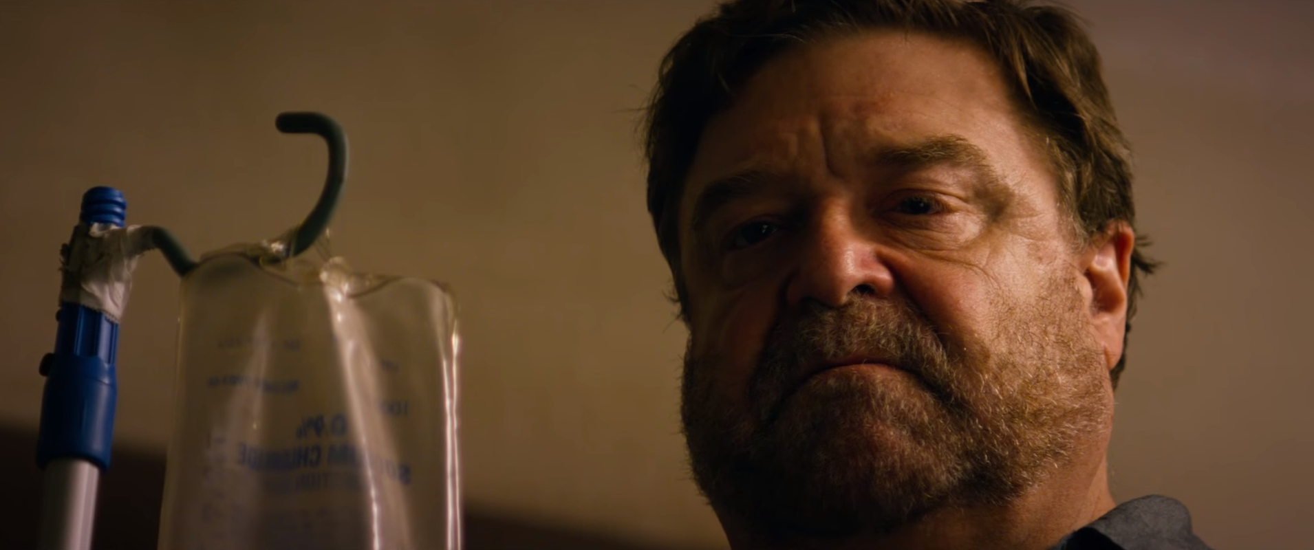John Goodman is the monster in this new 10 Cloverfield Lane