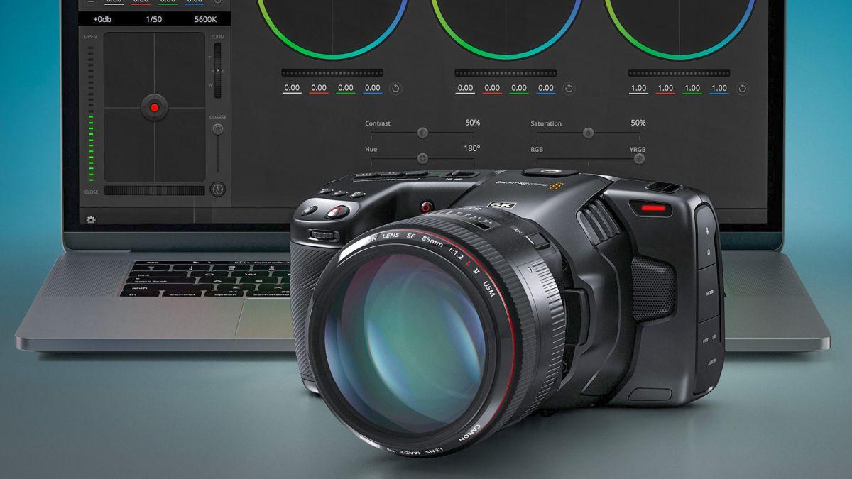 Blackmagic turns Pocket Cinema Camera 4K & 6K into pro studio cameras
