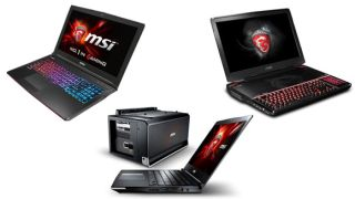 MSI GE62 Apache AG240 4K All-In-One GT80 Titan SLI
