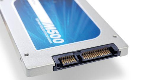 Crucial M500 960GB