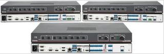 Extron Now Shipping Media Presentation Switcher with DTP Extension