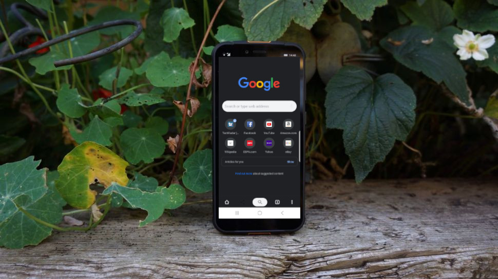 Get an early look at dark mode in Chrome for Android | TechRadar