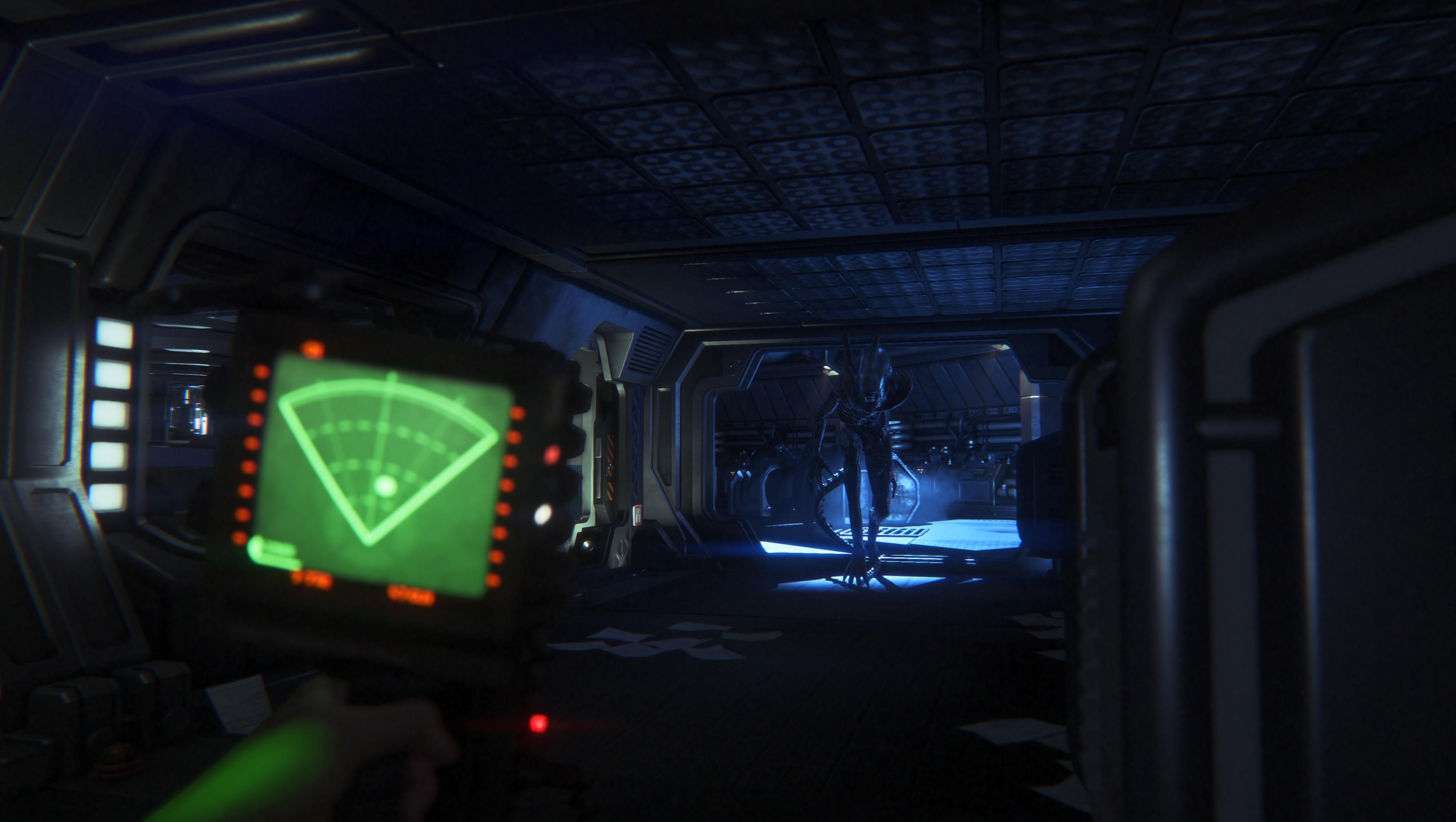 Tracking the Xenomorph in Alien Isolation