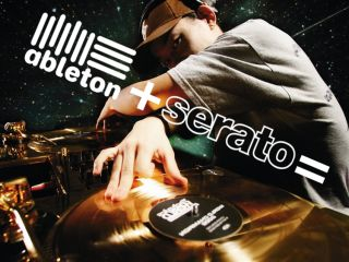 We might soon see a product that has Ableton and Serato branding on it