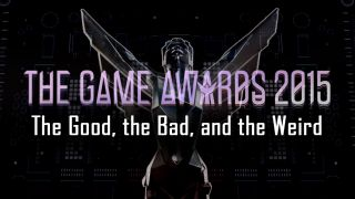 The biggest news from The Game Awards 2015