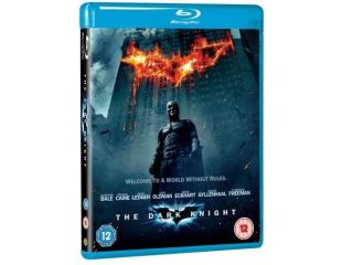 The Dark Knight - one of the more popular Blu-ray discs of 2009
