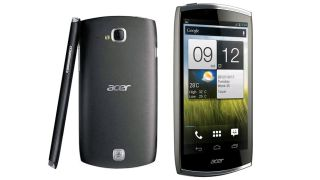 Acer CloudMobile smartphone phone goes on sale in UK