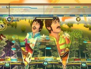 Beatles: Rock Band - 25 tunes now announced, as the tease continues, leading up to the 9 September release in the UK