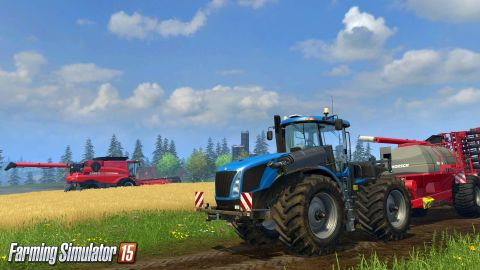 Farming Simulator 15 review | GamesRadar+