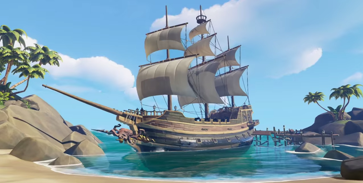 Rare S Next Is Sea Of Thieves Coming To Windows 10