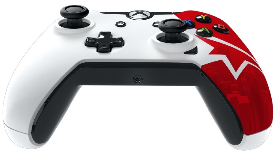 Mirror's Edge Catalyst Xbox One controller is hot to death, and
