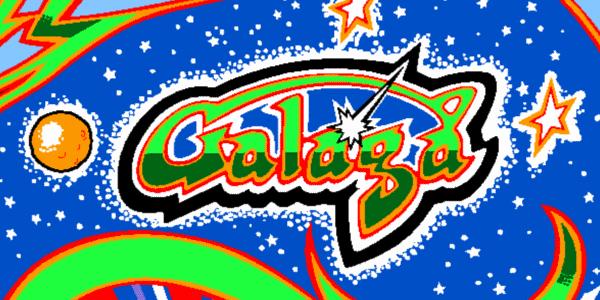 Galaga Bandai Namco