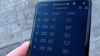 AT&T 5G Speed Tests: Blazing Fast But Elusive in Las Vegas | Tom's Guide