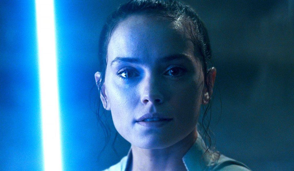 Daisy Ridley in Rise of Skywalker