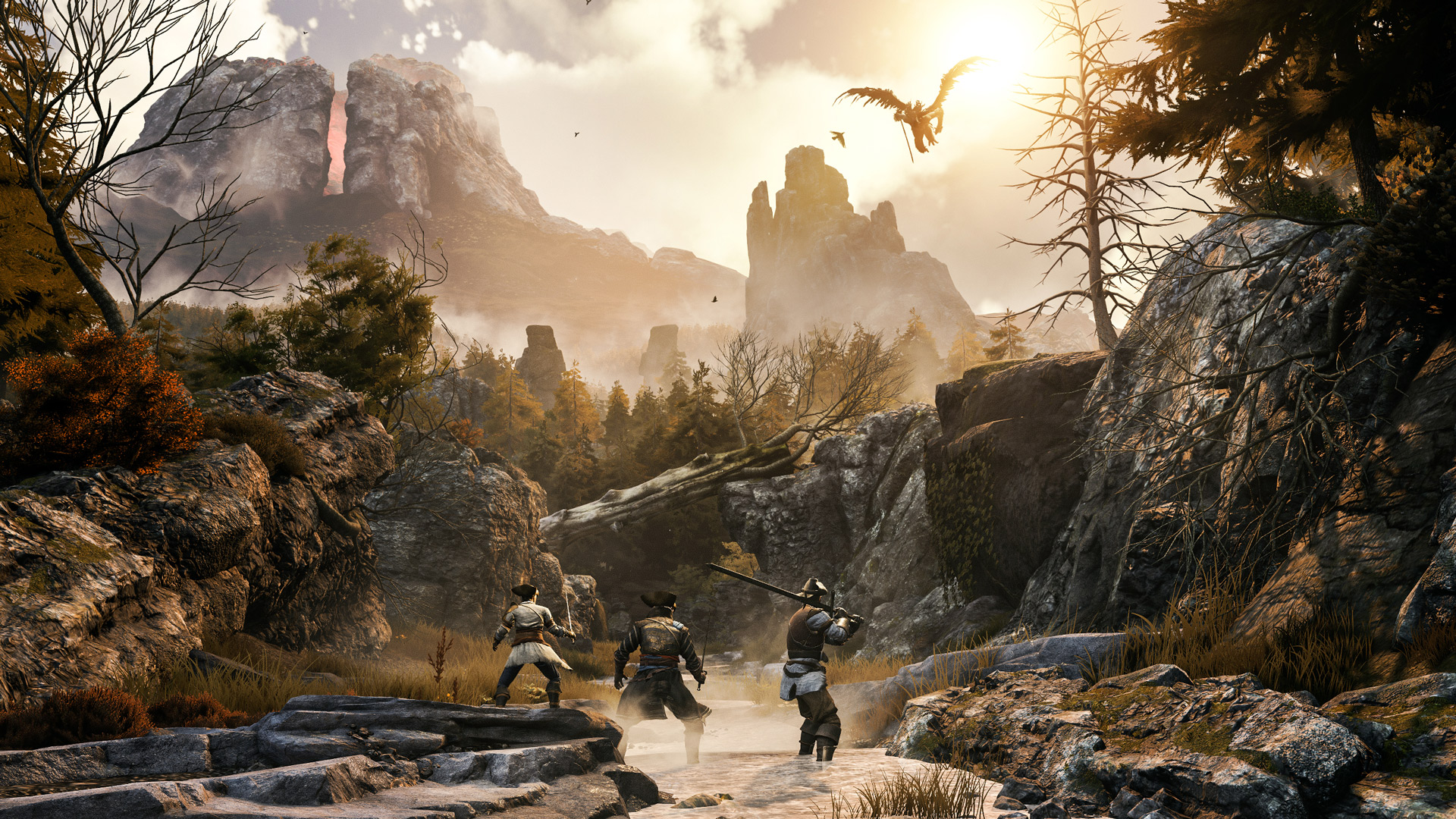 GreedFall's developers want each part of their game to have a history of its own | PC Gamer
