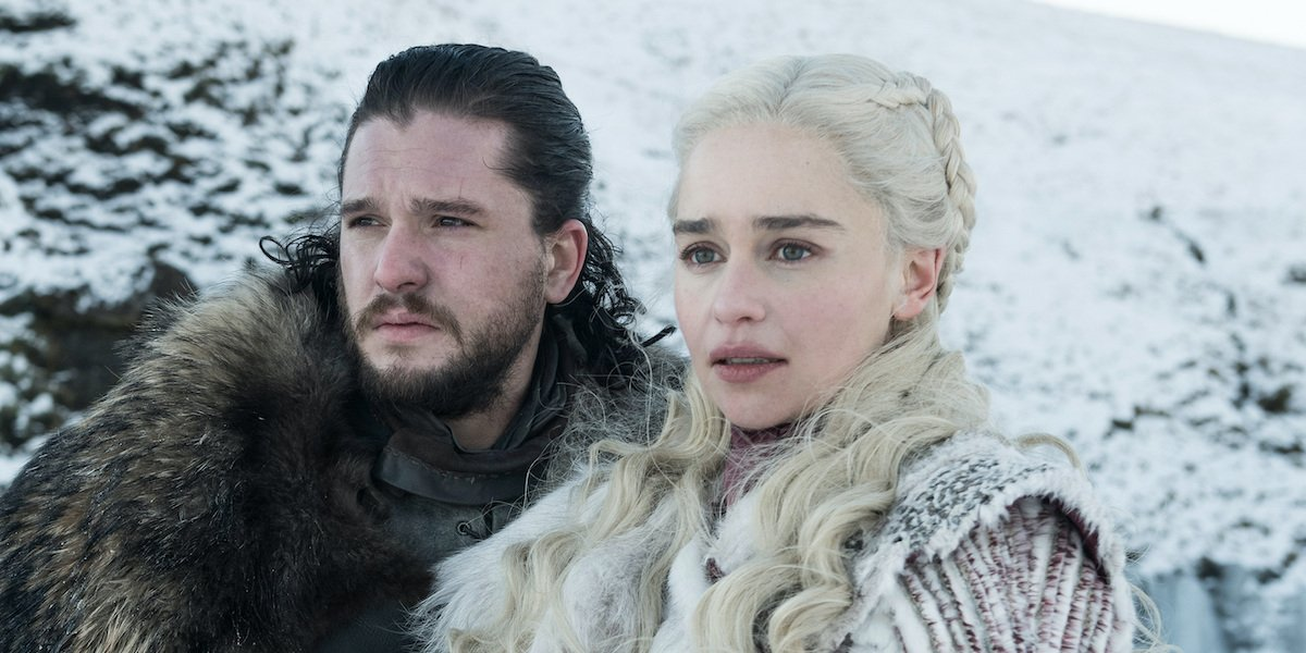 game of thrones jon and dany final season