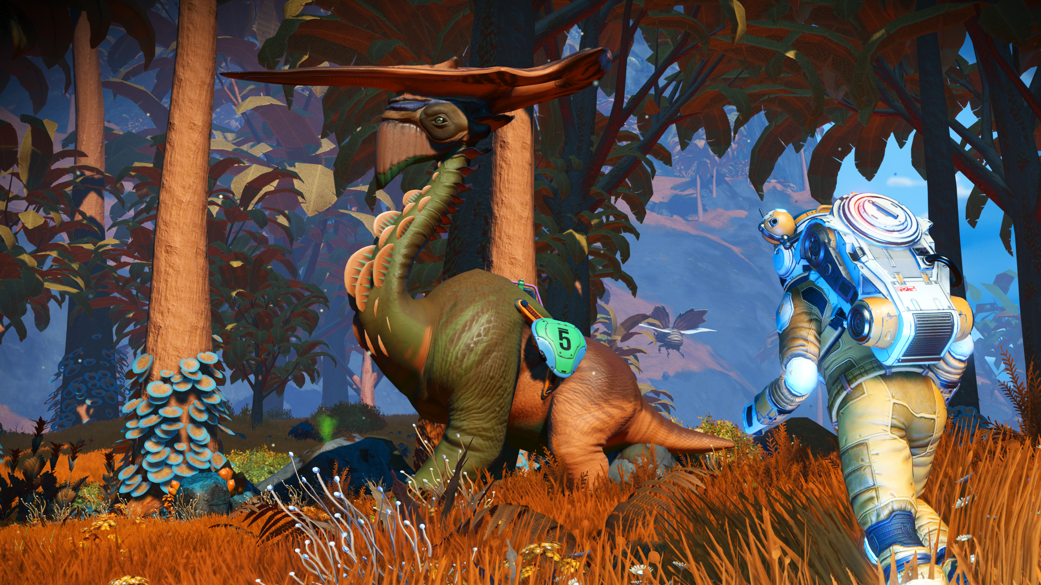 No Man's Sky is getting pets