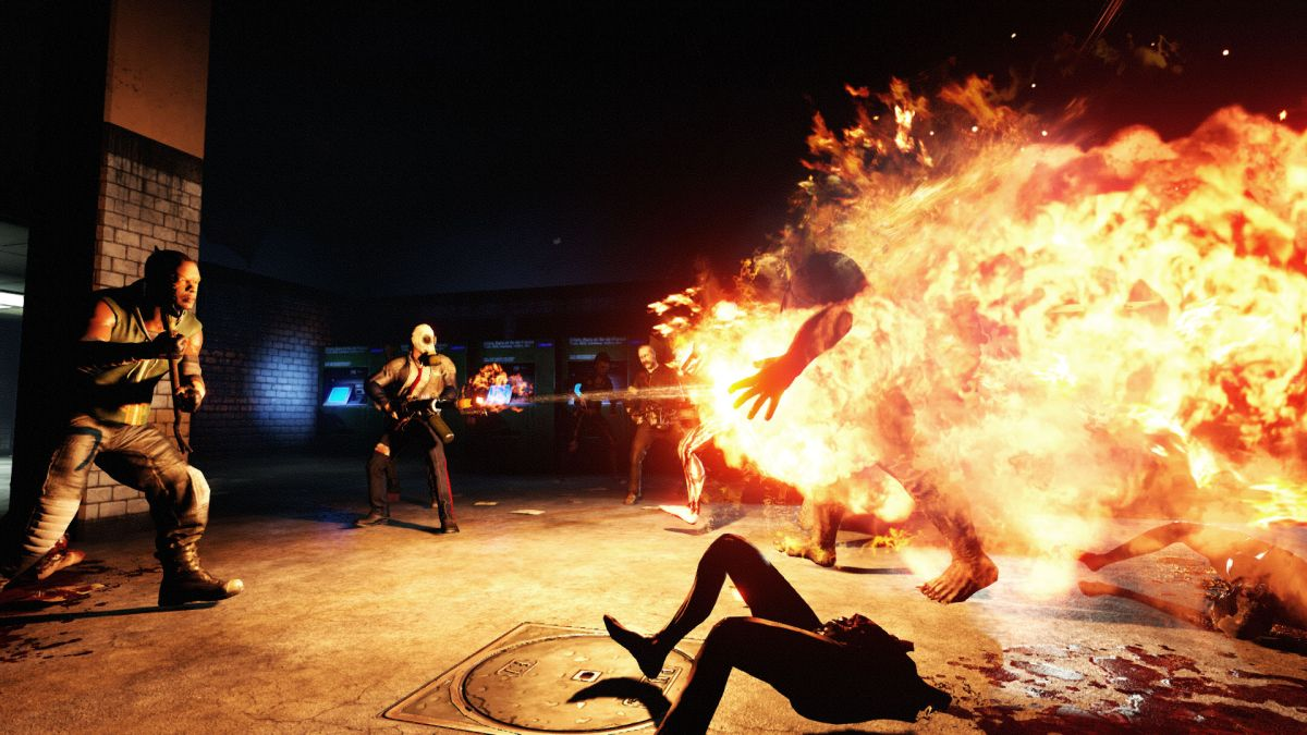 Killing Floor 2 Now Has An In Game Store But Only For