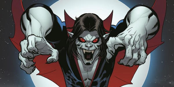 Morbius the Living Vampire comics