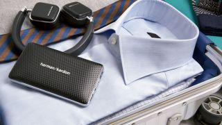 Harman Kardon Esquire Mini is a wireless speaker that thinks it's a phone
