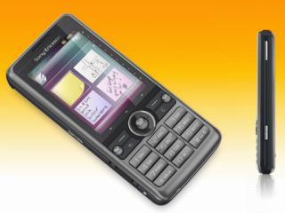The Sony Ericsson G700