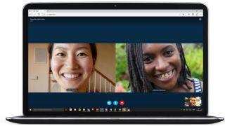 Skype on Microsoft Edge