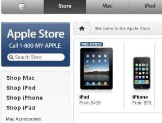 iPad - now available for pre-order