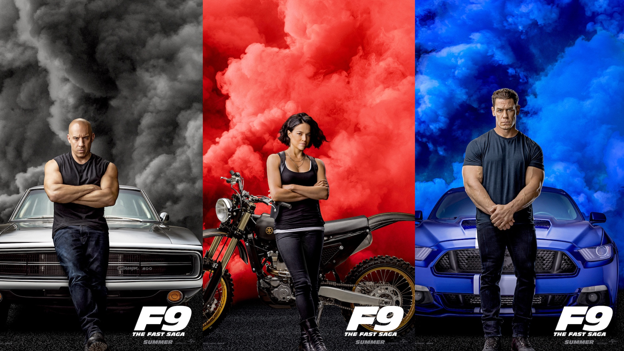 F9: Fast & Furious 9 trailer, release date, cast and everything else we  know | Tom's Guide