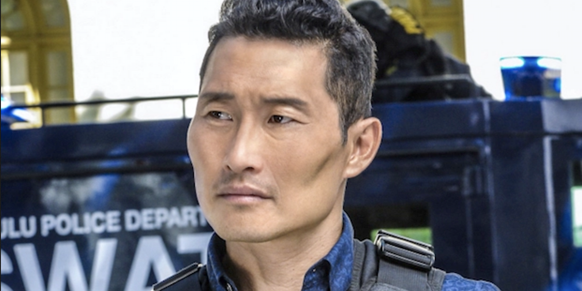 Daniel Dae Kim says he has tested positive for the Coronavirus