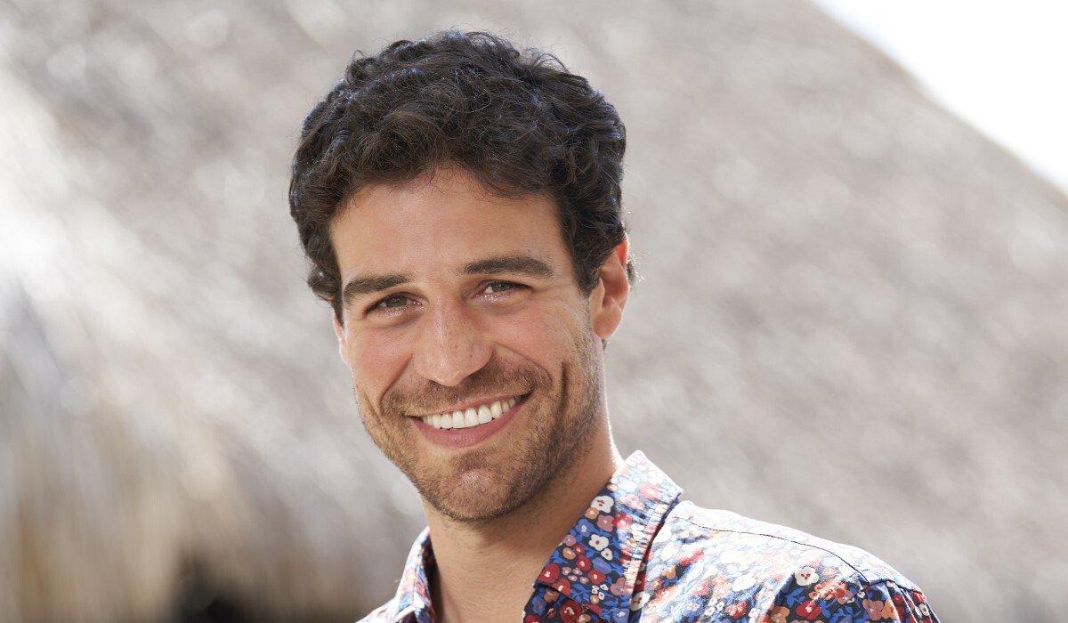 Bachelor in Paradise Joe Amabile press photo