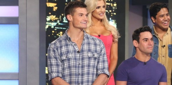 Jackson Michie Big Brother 21 CBS