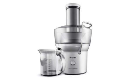 Breville Juice Fountain Compact BJE200XL Review