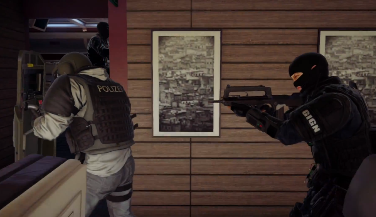 Ubisoft Has A Plan To Deal With Rainbow Six Siege Team