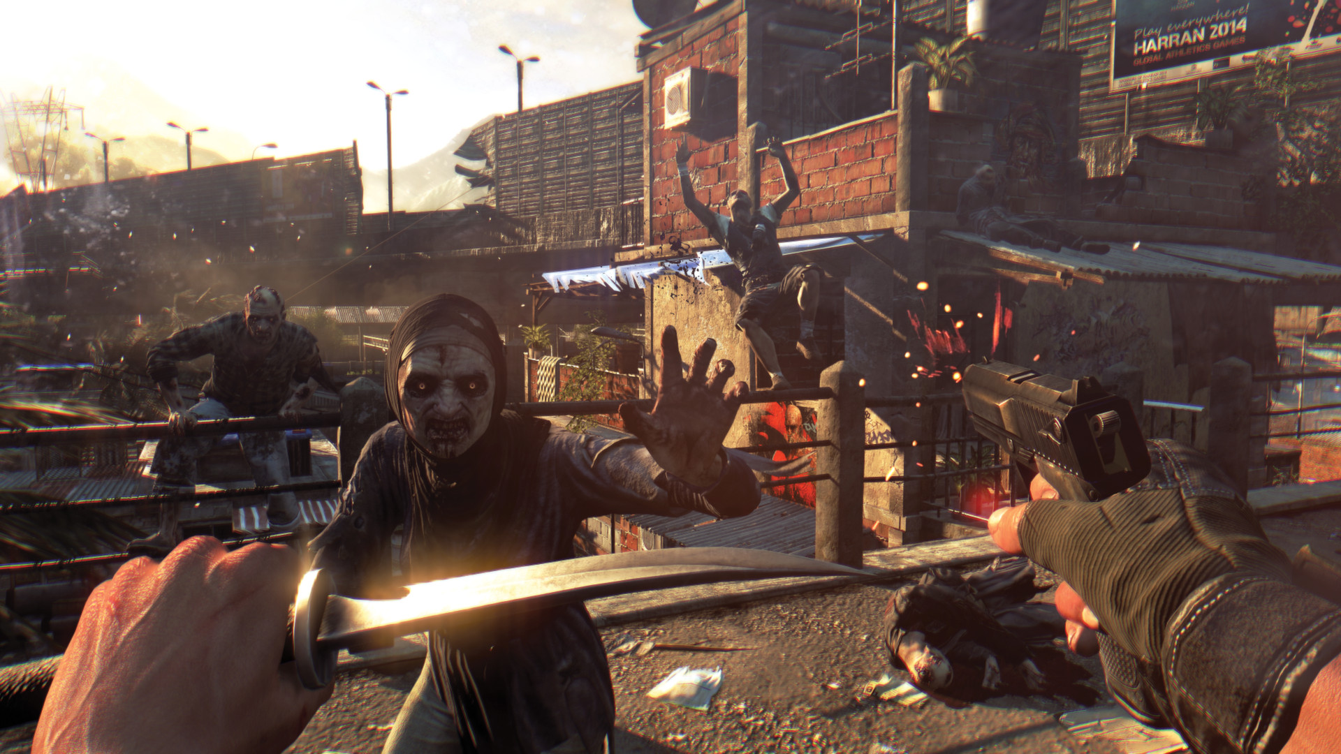 Dying Light S Be The Zombie Multiplayer Mode Goes Free For
