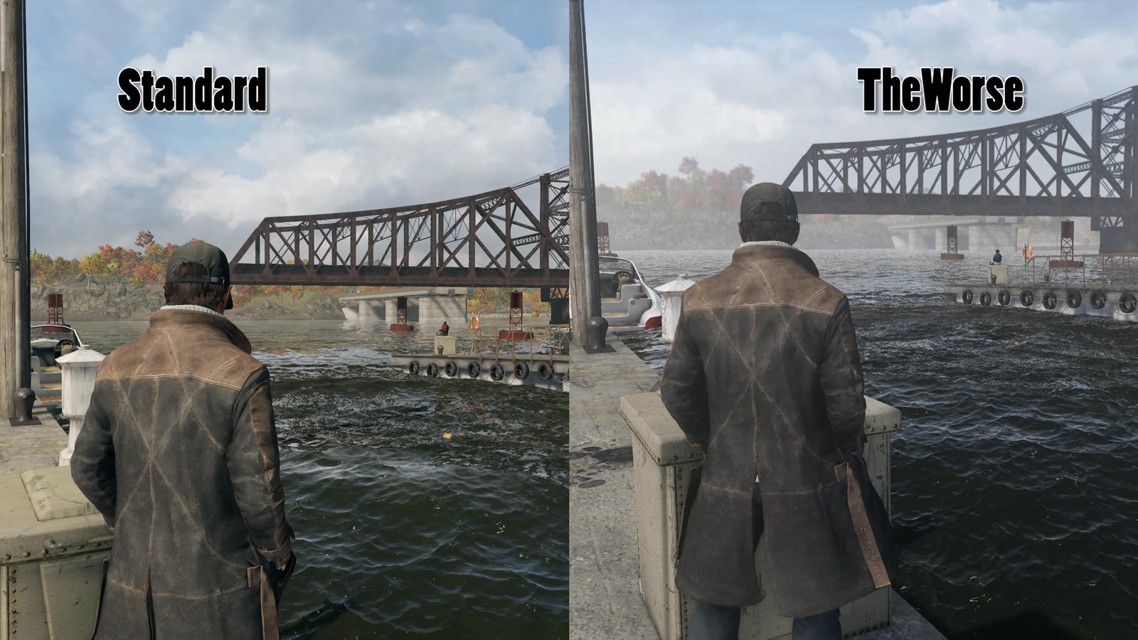 Easy mod restores watch dogs' glorious graphics | wired.