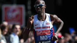 Live stream the London Marathon, featuring Sir Mo Farah