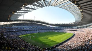 Manchester City s high density Wi Fi will bring live replays for Etihad crowd
