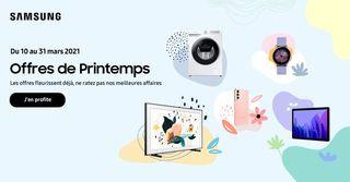 Samsung - Offres de printemps